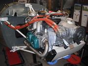 Rotax 912ULS-2 Installed!