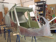 Side Panels, making sure they fit. CH750