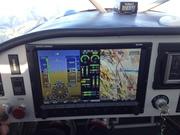 """Test Flights new Sensenich 68"""" 3 Blade Prop"""