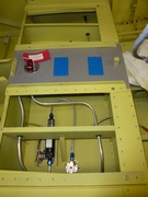 CH640 - Fuel system - Andair pump, filter, and selector.