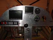 Steam gauges added...