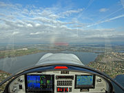 View from the Zenith CH 650