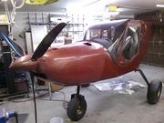 Plans-built STOL CH 750