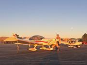 Flight to Sebring