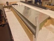 Plans built 750 Cruzer rudder