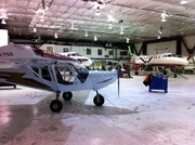 IKIM in Bearskin hangar