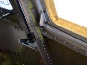 Left door latch - Rear