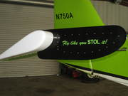 Fly like you STOL it!