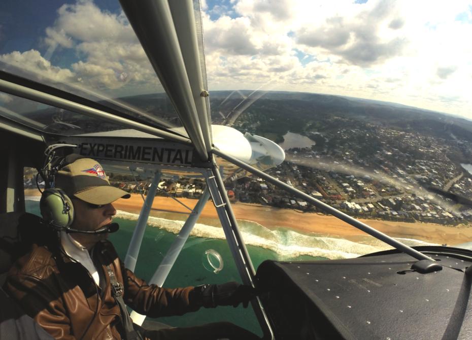 Zenith701 at Wamberal Beach NSW Australia