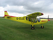 Completed CH750 STOL G-CIJZ - Top Farm, UK