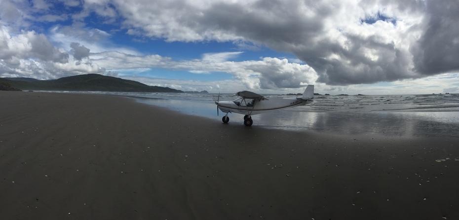 BEACH NEAR ANCUD CHILE