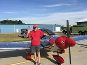 Turned over 400 hours on the way to the Randolph County Fly-in