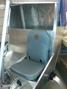 STOL CH 701 Seat