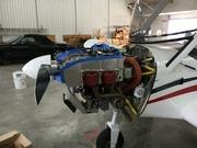 Franklin engine installation