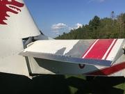 CH701sp - Trailing edge and trim tab.