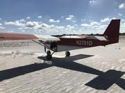 STOL CH 701 on the beach