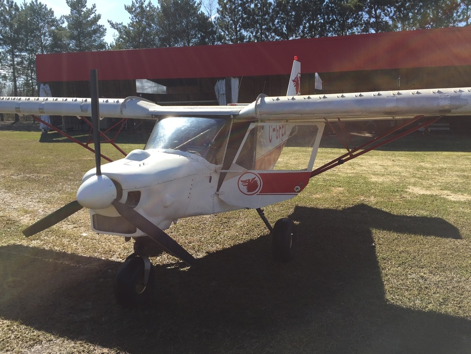 CH701sp - Winter is DONE ! Let's go flying...
