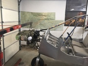 Continental O200 installed today CH-750 STOL