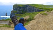 Cliffs of Moher Footshot