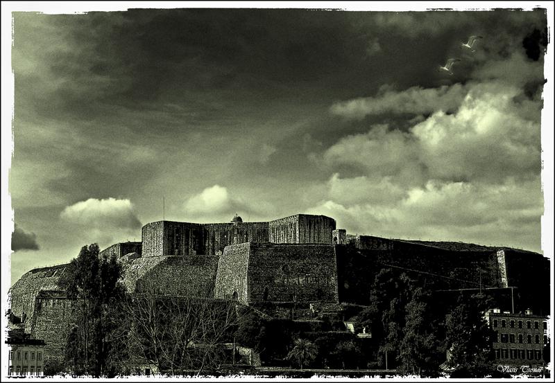 Corfu Town – New Fortress (6)