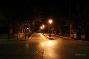 Δρόμος στην Βραδυνή Κηφισιά