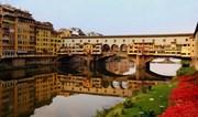 Il Ponte Vecchio, Φλωρεντία, Ιταλία