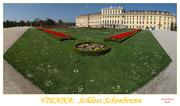 Schloss Schonbrunn Panorama 4