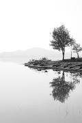Πρωϊνό στη Λίμνη Πλαστήρα