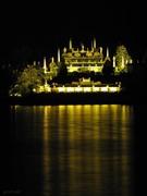 Νυχτερινή της Isola Bella... Ιταλία
