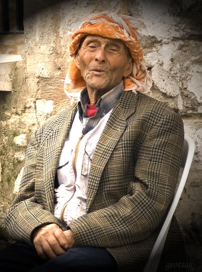 Μορφή... (Τούρκος γέρος)