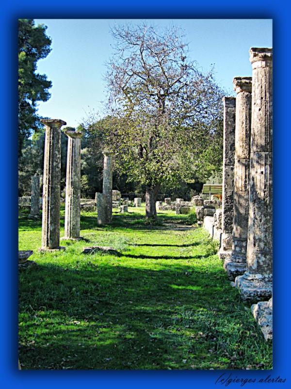 Αρχαία Ολυμπία...