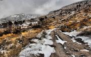 Χιόνι στην Πεντέλη #1