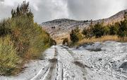 Χιόνι στην Πεντέλη #4
