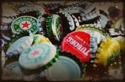 bottle caps...