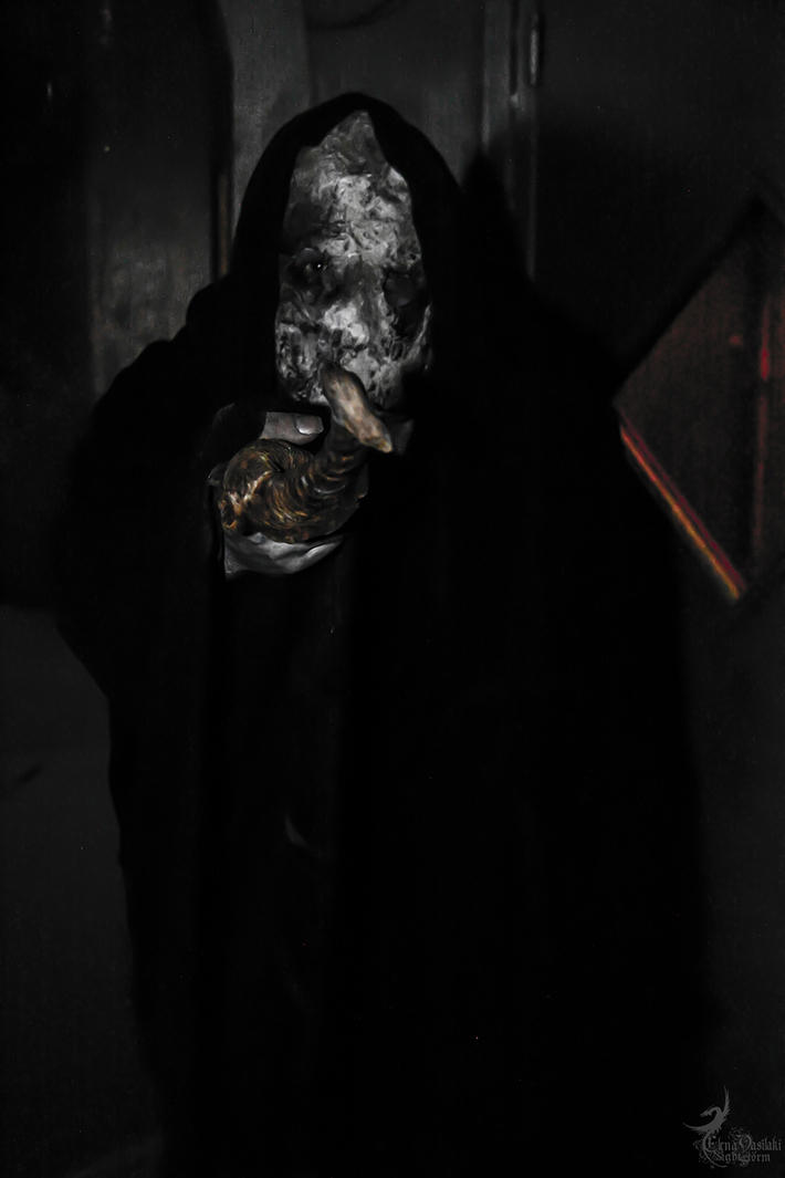 dark mask ..
