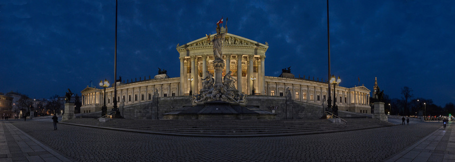 Austrian Parliament ...