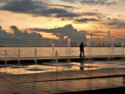 Ηλιοβασίλεμα, Θεσσαλονίκη