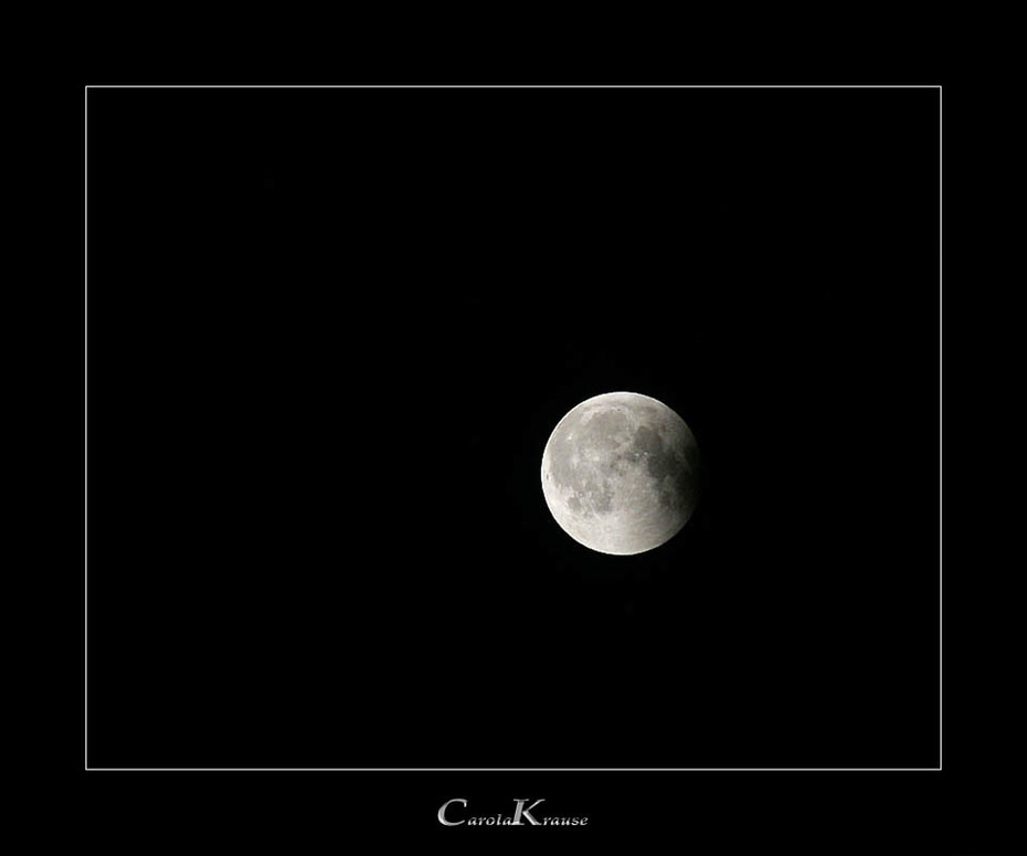 Lunar Eclipse III