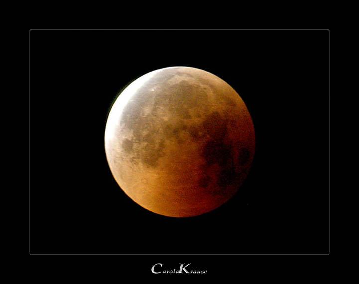 Lunar Eclipse I