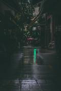 Μια βροχερή μέρα στο Ηράκλειο