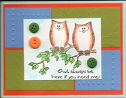 Owl Always be There