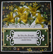 Be Like The Flower