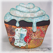 Wild and Wonderful Cupcake Birthday
