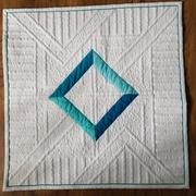 Modern Quilting class project with Judi Madsen