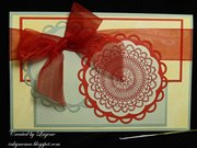 (2011 Card #31) Doilies & Dots