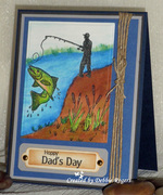 STVFRILM1 Fishing Father's Day