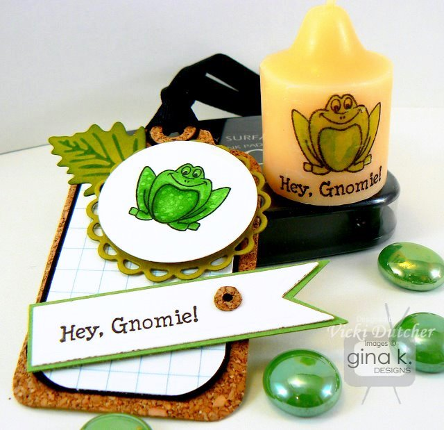 DT Blog Hop - Gnome One Like You