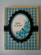 Just a Note- Liquid Pearls
