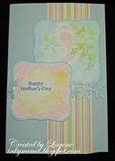 (2012 Card #14) Mothers Day Owl