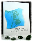 3 Thank You  Card